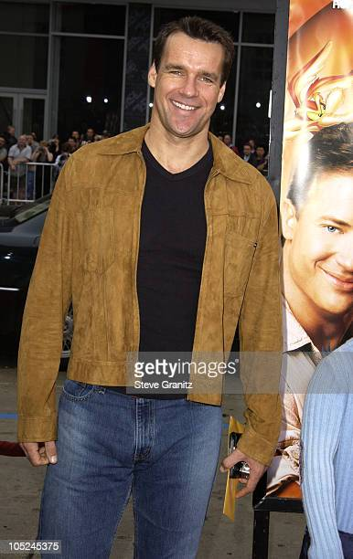 David James Elliot during The World Premiere of Looney Tunes Back in Action at Grauman's Chinese Theater in Hollywood California United States