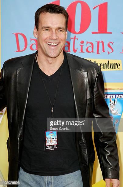 David James Elliott during 101 Dalmatians II Patch's London Adventure Premiere at El Capitan Theater in Hollywood California United States