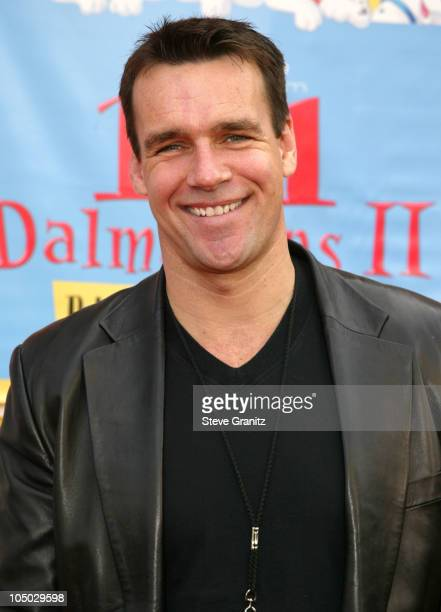 David James Elliott during 101 Dalmatians II Patch's London Adventure Premiere at El Capitan Theater in Hollywood California United States