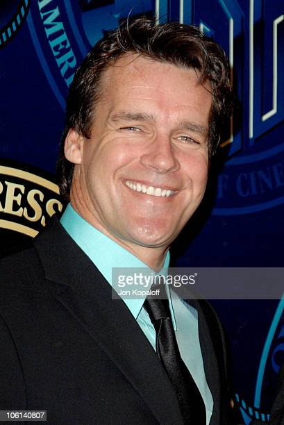 David James Elliott during 21st Annual American Society Of Cinematographers Awards Press Room at Century Hyatt Hotel in Century City California...