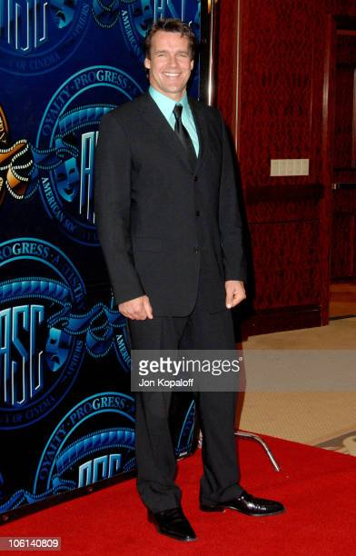 David James Elliott during 21st Annual American Society Of Cinematographers Awards Press Room at Century Hyatt Hotel in Century City California...