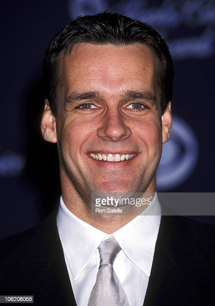 David James Elliott during 25th Annual People's Choice Awards at Pasadena Civic Auditorium in Pasadena California United States