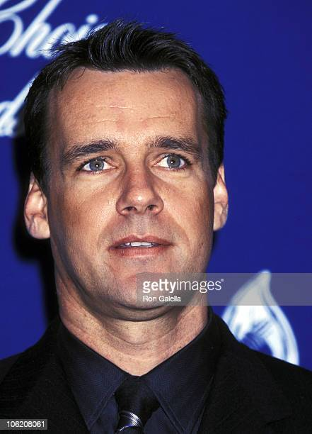 David James Elliott during 28th Annual People's Choice Awards Nominations Press Conference at Beverly Hilton Hotel in Beverly Hills California United...