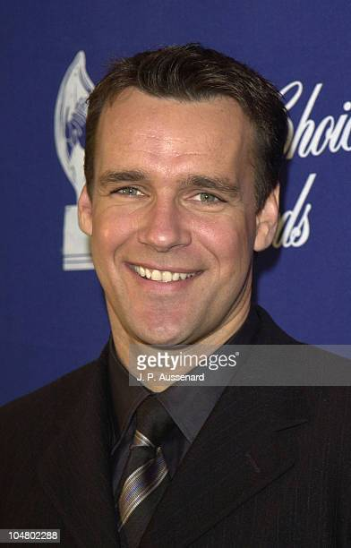 David James Elliott during 28th People Choice Awards Nominations at Beverly Hilton Hotel in Beverly Hills California United States