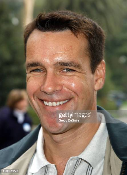 David James Elliott during 4th Annual Elizabeth Glaser Pediatric AIDS Foundation Celebrity Golf Classic Sponsored By Mossimo MercedesBenz at Riviera...