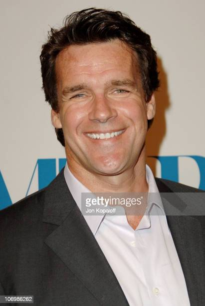 David James Elliott during The Museum of Television Radio Honors Leslie Moonves and Jerry Bruckheimer Arrivals at Beverly Wilshire Hotel in Beverly...