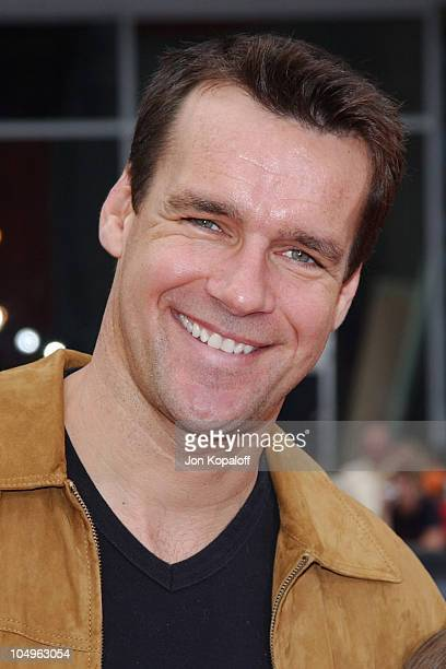David James Elliott during World Premiere of Looney Tunes Back In Action at Grauman's Chinese Theatre in Hollywood California United States