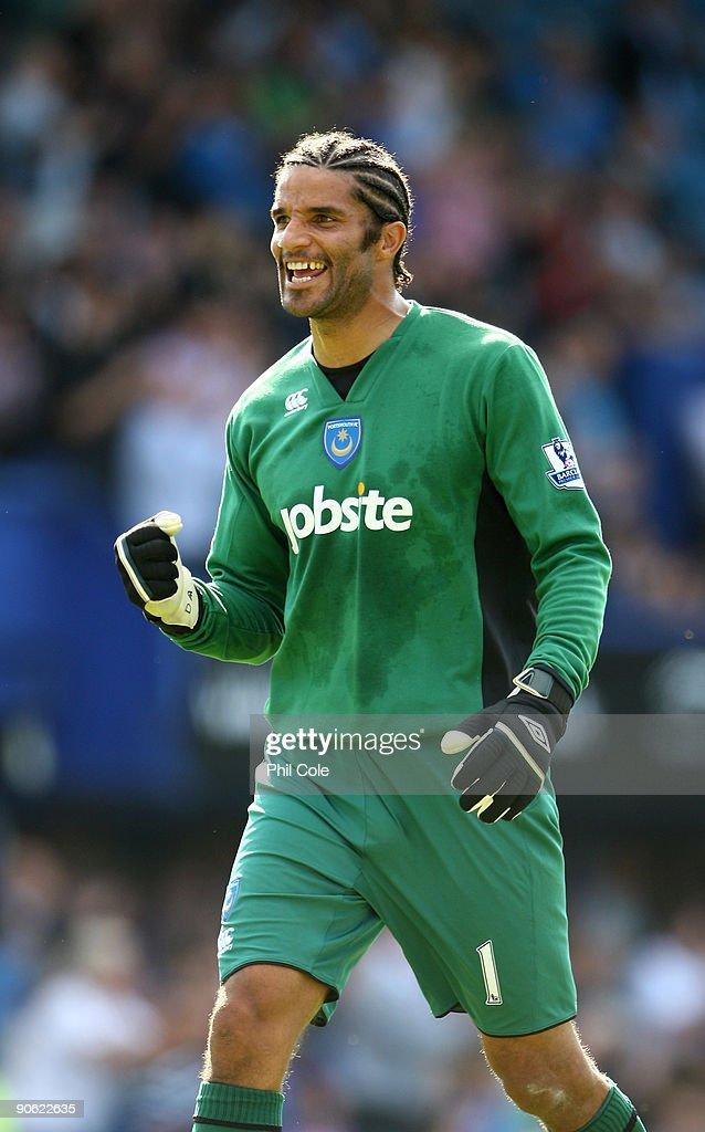 Portsmouth v Bolton Wanderers - Premier League
