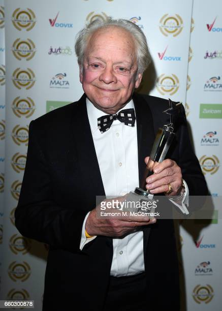 David Jason attends the National Film Awards on March 29 2017 in London United Kingdom