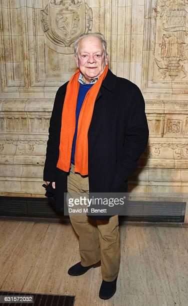 David Jason attends the press night performance of 'Cirque du Soleil Amaluna' on January 12 2017 in London United Kingdom