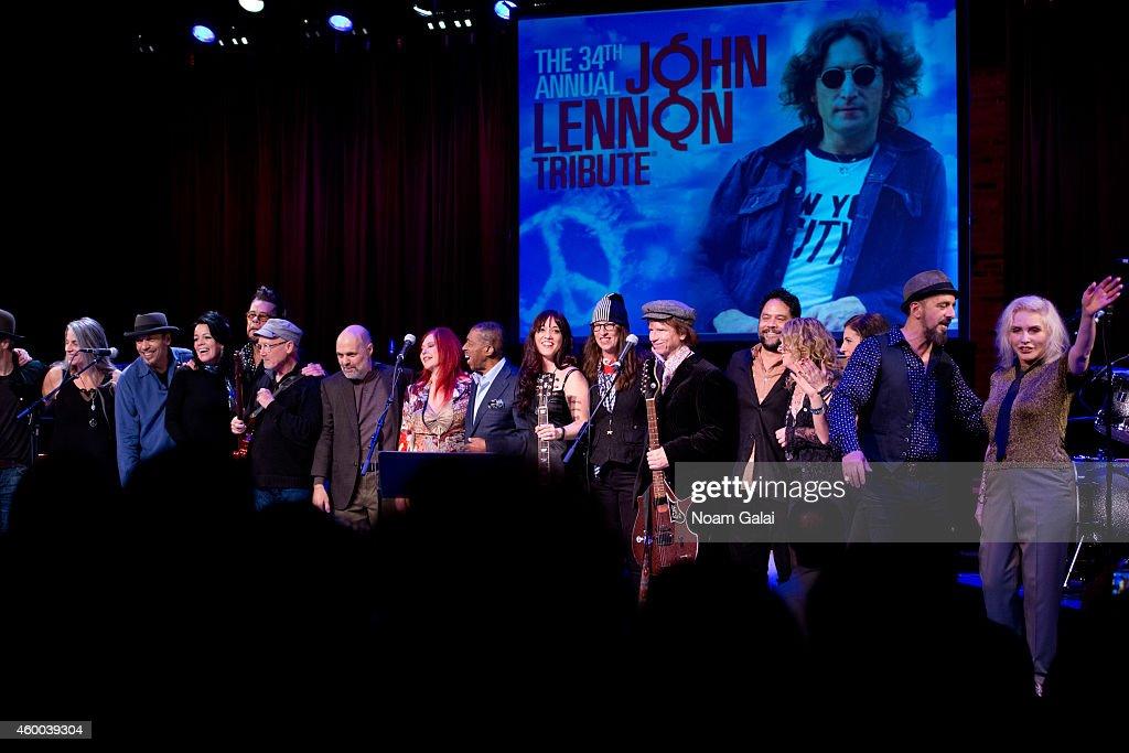 34th Annual John Lennon Tribute Benefit Concert