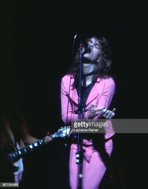David Johansen of New York Dolls 1973