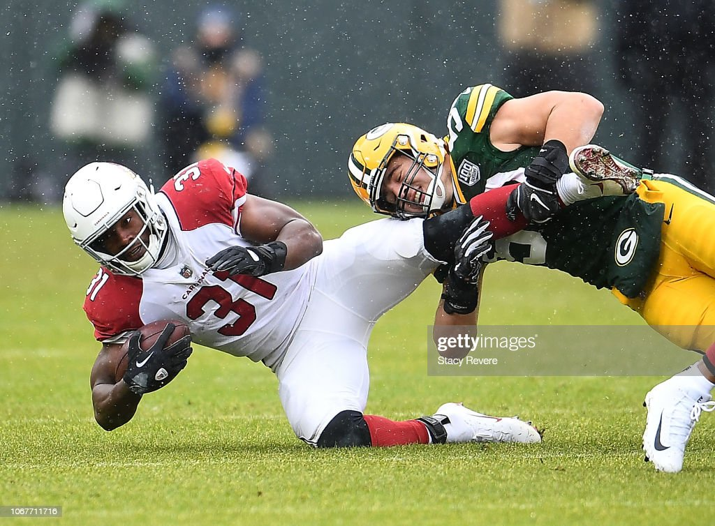 Arizona Cardinals v Green Bay Packers : News Photo