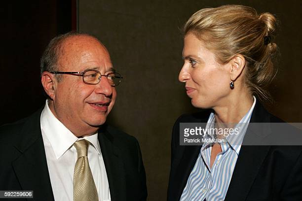 David Jurist and Deirdre Imus attend SKIP of New York 2005 Friendraiser at Christie's Auction House on September 12 2005 in New York City