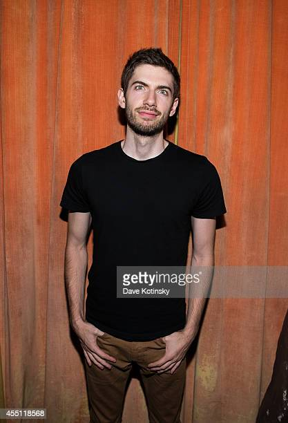 David Karp the founder and CEO of the shortform blogging platform Tumblr attends the first Tumblr atternds the Fashion Honor presented to Rodarte at...