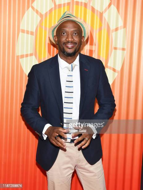 David Kau attends Charlize Theron's Africa Outreach Project Fundraiser at The Africa Center on November 12 2019 in New York City