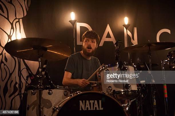 David Kelly performs on stage at The Liquid Room on October 17, 2014 in Edinburgh, United Kingdom.
