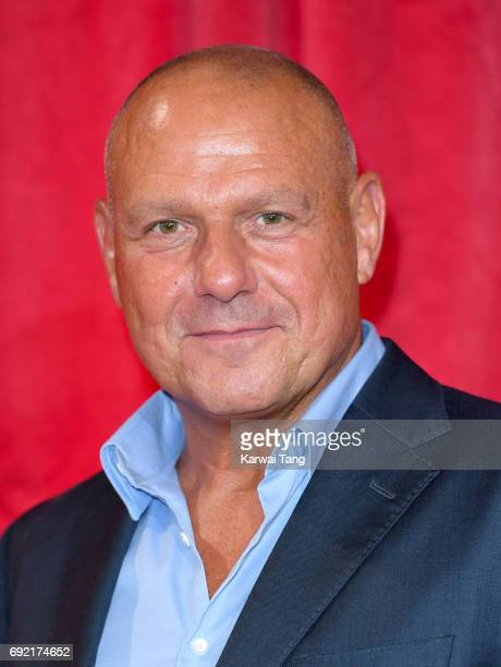 David Kennedy attends the British Soap Awards at The Lowry Theatre on June 3 2017 in Manchester England