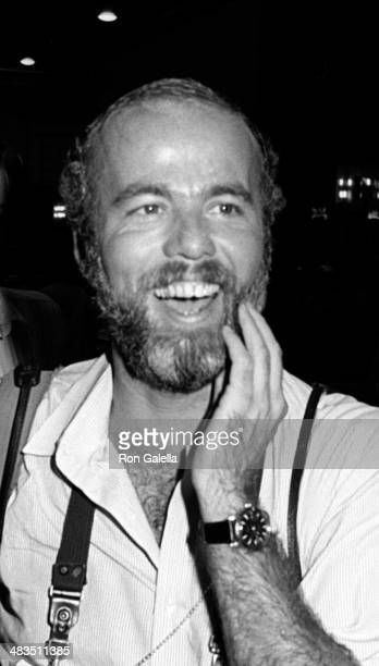 David Kennerly attends Broadway for Kennedy Campaign Rally on August 10, 1980 at the Shubert Theater in New York City.
