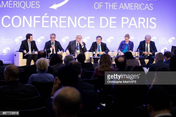 David Keohane Correspondent Paris Financial Times Jurgen Gerke CEO Allianz Capital Partners Jean Lemierre Chairman BNP Paribas Group Shunichi...
