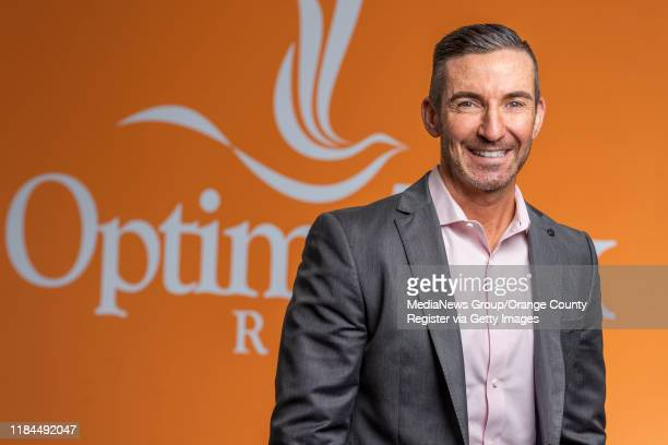 David King, CEO of Optima Tax Relief in Santa Ana on Wednesday, October 30, 2019. Optima Tax Relief has been nominated as one of the Orange...