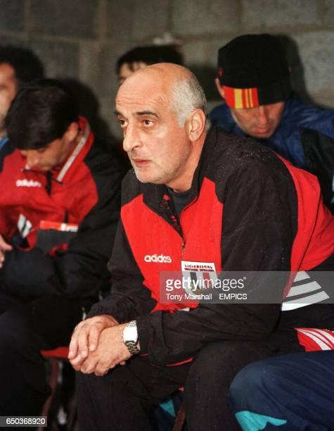 David Kipiani Dinamo Tbilisi Manager