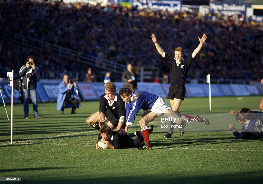 Rugby Union World Cup Final - New Zealand v France : News Photo