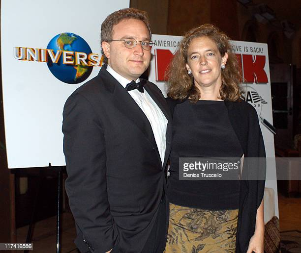 David Kissinger and Alex Kissinger during Universal's Emmy After Party at The Highlands in Hollywood California United States
