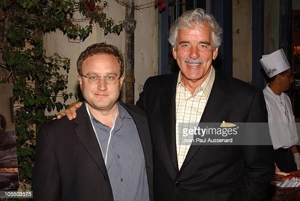 David Kissinger president Universal Studios Television and Dennis Farina
