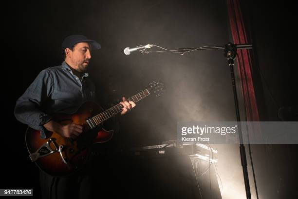 David Kitt performs live at the Button Factory on April 6 2018 in Dublin Ireland