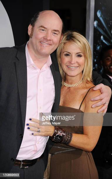 David Koechner arrives at the Final Destination 5 Los Angeles Premiere on August 10 2011 at Grauman'S Chinese Theatre in Hollywood California