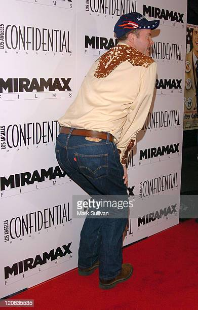 David Koechner during Miramax Films Los Angeles Confidential Magazine Present the Los Angeles Premiere of Daltry Calhoun at Mann Chinese Theatre in...