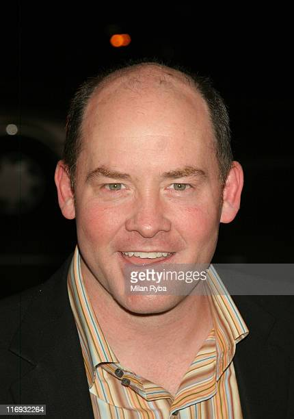"David Koechner during ""Thank You For Smoking"" Los Angeles Premiere - Arrivals at Directors Guild Of America in Los Angeles, California, United States."