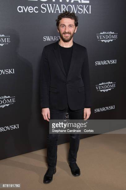 David Koma attends the 'Vogue Fashion Festival' opening dinner at Hotel Potocki on November 23 2017 in Paris France