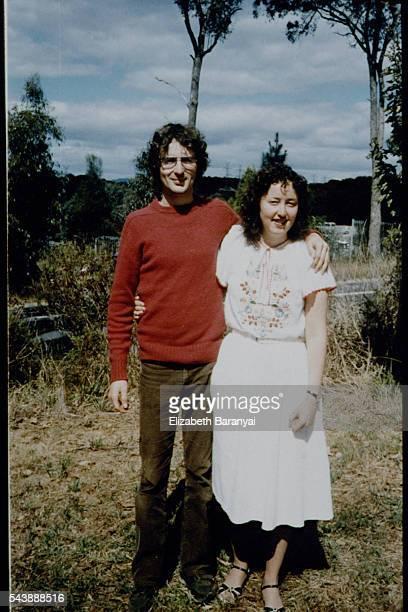 David Koresh and Elizabeth Baranyai