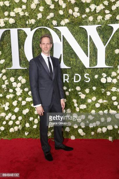 David Korins attends the 71st Annual Tony Awards at Radio City Music Hall on June 11, 2017 in New York City.