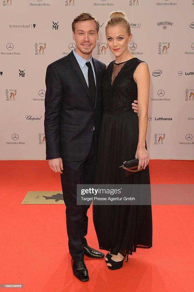 Bambi Awards 2013 - Red Carpet Arrivals