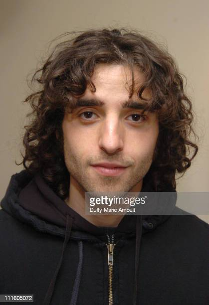 David Krumholtz at the Luxury Lounge during 2006 Park City The Luxury Lounge Day 2 at 537 Main Street in Park City Utah United States