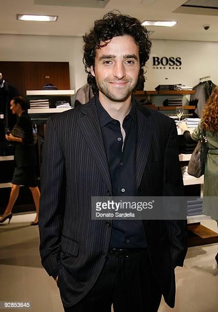 David Krumholtz attends Hugo Boss Vanity Fair with Elizabeth Banks Host Children's Hospital Los Angeles Benefit on November 5 2009 in Beverly Hills...