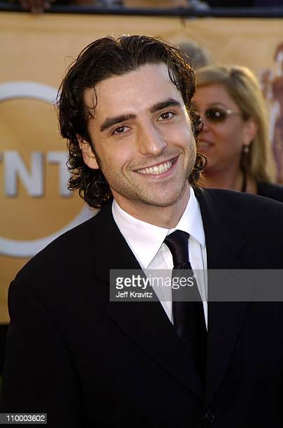 David Krumholtz during 2005 Screen Actors Guild Awards Arrivals at The Shrine in Los Angeles California United States