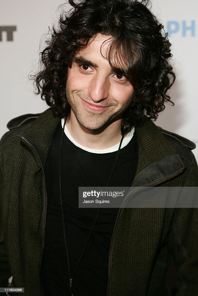 David Krumholtz during 2006 Park City - Philips Hosts Weinstein Co's 'Lucky Number Slevin' Party at Village at the Lift in Park City, Utah, United States.