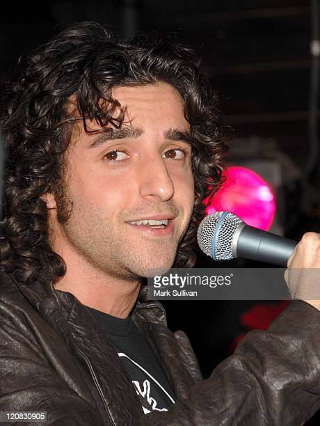 David Krumholtz during Johnny Fayva Hosts 'Below the Belt' February 28 2006 in Los Angeles California United States