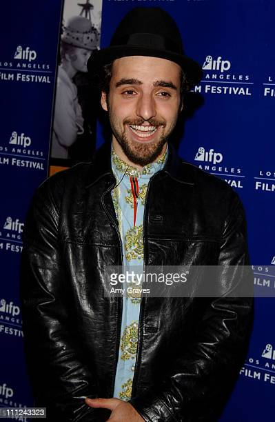 David Krumholtz during 'Last Man Running' World Premiere at the Los Angeles Film Festival at Directors Guild of America in Los Angeles California...