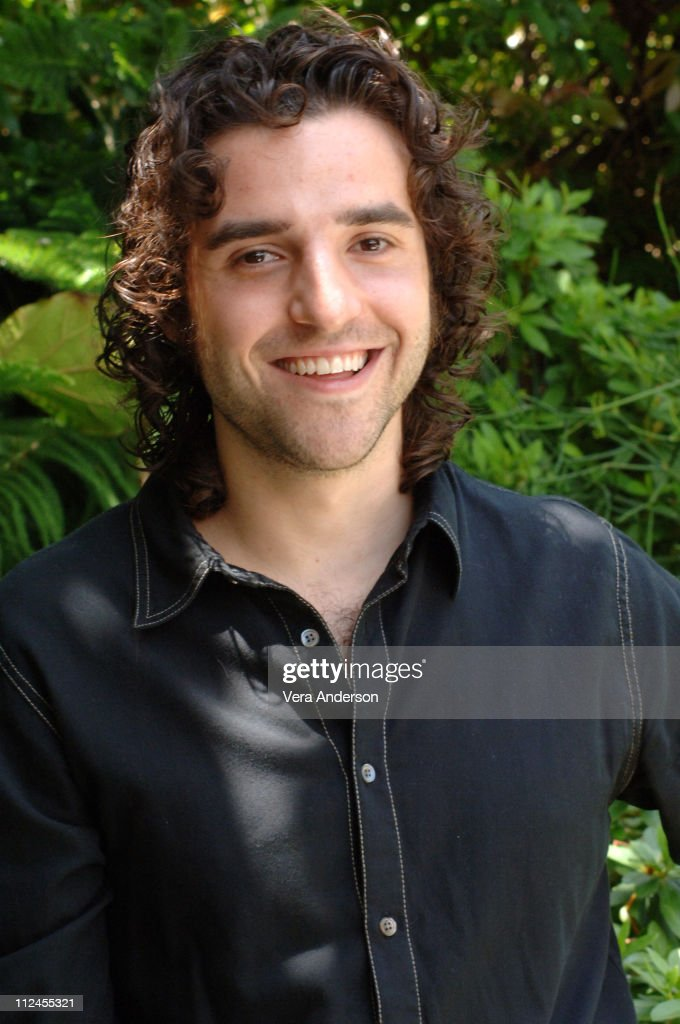 """""""Numb3rs"""" Press Conference with Rob Morrow and David Krumholtz"""