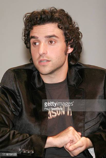 David Krumholtz during 'NUMB3RS' Screening and Panel Discussion to Celebrate Season 3 and DVD Release of Season 2 at Beckman Auditorium in Pasadena...