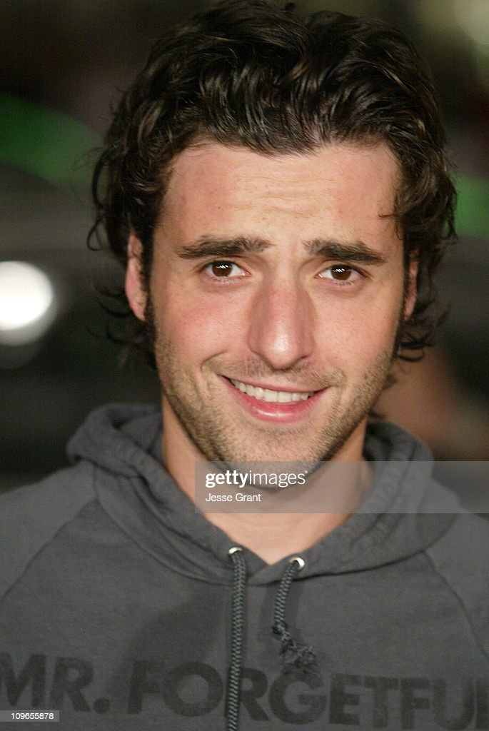 David Krumholtz during 'Tenacious