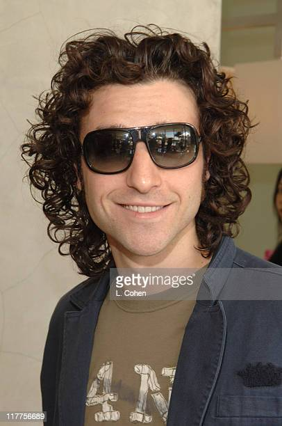 David Krumholtz during W Magazine Retreat Day 2 at Private Residence in Beverly Hills California United States
