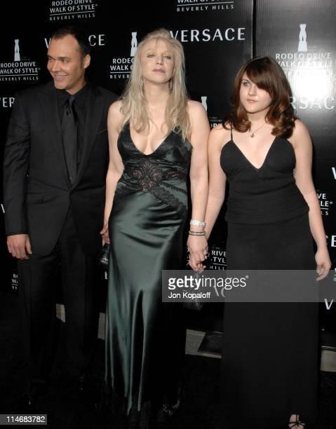 David LaChapelle Courtney Love and Frances Bean Cobain