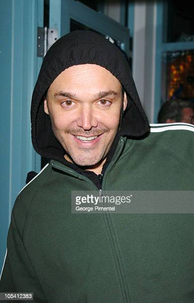 """David LaChapelle, director of """"Rize"""" during 2005 Sundance Film Festival - """"Rize"""" After Party at The Gateway Center in Park City, Utah, United States."""