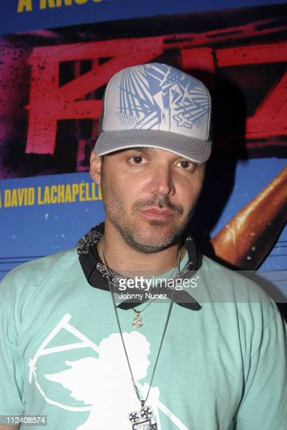 """David LaChapelle during 2005 Urban World Film Festival - """"Rize"""" Premiere at Lowes Theater in New York City, New York, United States."""